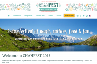 Home page for CHAMFEST